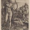 Hercules Killing Nessus