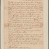 Brant, Joseph. Buffalo Creek [N.Y.]. To Governor George Clinton