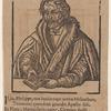 Portrait of Philip Melanchthon