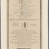 [Hancock, John]. Order of procession for funeral of John Hancock. Broadside