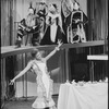 Ethel Ayler in the stage production The Blacks