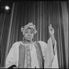 Esther Rolle in the stage production The Blacks
