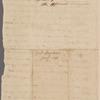 Davidson, William. To General Morgan