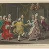 The cotillion dance