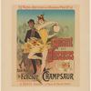 L'Amant des danseuses: roman moderniste par Félicien Champsaur