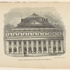 Façade principal du Grand-Théâtre de Bordeaux