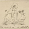 Three Graces; or The three Bums of the Op!ra
