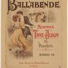 Ballabende: Modernes Tanz-Album für Pianoforte