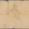 Draught of 1855 acres lying up Assunpink, 1751 (Mercer County, New Jersey)