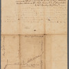 Benjn. Field's surveys (of 1701 and 1702 for Governor (Andrew) Hamilton and Benjamin Field by William Embly for land in Amwell Township)