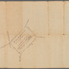 Coll. John Bryerly's draught of 1437 acres conted Jany. 2d, 1734 (surveyed by Edmund Beakes in July 1751)