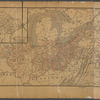"""""""Underground"""" routes to Canada: showing the lines of travel of fugitive slaves"""