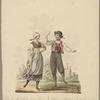 Egerische Land-Leute beym Tanze