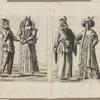 Venetian carnival figures