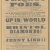Queen's Theatre (Edinburgh, Scotland) playbills, 1862-1863: portfolio