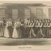Shakers' dance