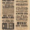 New Adelphi, Theatre Royal (London, England) playbills, 1860-1862: portfolio