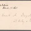 Godwin, Parke (1816-1904)