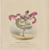Madame Lecompte, principal danseuse at the Theatres Royal Paris, St. Petersburgh, Lyons &c. &c., in the character of Zoloe, the bayadere, at the Park Theatre New York, Novem'r 27 1837