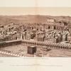 Die Moschee und der nordwestliche Theil der Stadt.