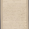 Barclay, Thomas. Annapolis. To John [ ]