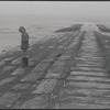 Boy near the ocean [Knokke, Belgium?]