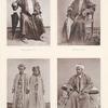Ein mekkanischer Arzt, dessen Sohn, Kinder aus der Familie der Benî Schêbah [Bani Shaybî] (Thorhüter der Ka'bah) und ein Sèjjid in Mekka.