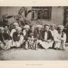 Pilger aus Martapura (Süd-Borneo).