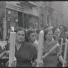 Religious festival. New York, NY
