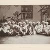 Pilger aus Mandaïling (Sumátra).