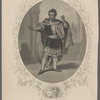 Mr. Edwin Forrest as Othello