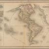 Carte de l'Amerique