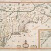 A map of ye English empire in ye continent of America.  Viz Virginia New York Mary Land New I[J]arsey Carolina New England.