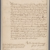 George III. St. James Court. To Councillor Henry Lord Holland