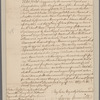 George III. St. James Court. To Councillor Henry Holland