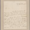 Banks, Joseph. To Lord H. Brougham