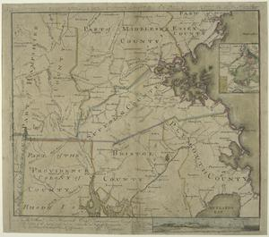 To the Hone. Ino. Hancock Esqre. president of ye Continental Congress, this map of the seat of  Civil War in America...