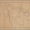 Map of the route passed over by an expedition into the Indian country in 1832 to the source of the Mississippi