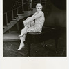 Angela Lansbury (sitting on piano) in the stage production Mame