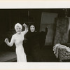 Angela Lansbury and Beatrice Arthur in the stage production Mame