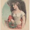A Maria Saracco, distintissima prima mima al Politeama Romano, ottobre e novembre 1880