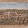 Plate II. A view of the town of Concord.