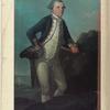 Portrait of Captain Cook, frontispiece