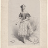 Mademoiselle Taglioni in the ballet of La gitana, dedicated by permission to Her Royal Highness the Princess Augusta of Cambridge