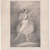 Marie Taglioni als Sylphide