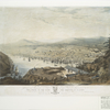 To his excellency Sir. Thomas John Cochrane ... this plate of the town and harbour of St. Johns....