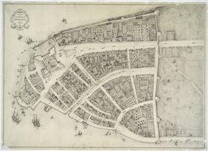 Redraft of the Castello plan.