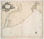 Paskaerte van de zuydt en Noordt Revier in Nieu Nederlant streckende van Cabo Hinloopen tot rechkewach.