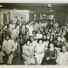 View of attendees at an unidentified event at Club Cubano Inter-Americano