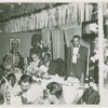 Unidentified banquet at Club Cubano Inter-Americano